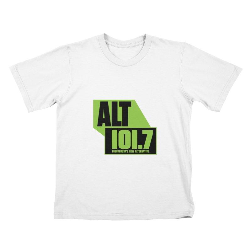 Alt 101 Kids T-Shirt by Townsquare Tuscaloosa's Shop