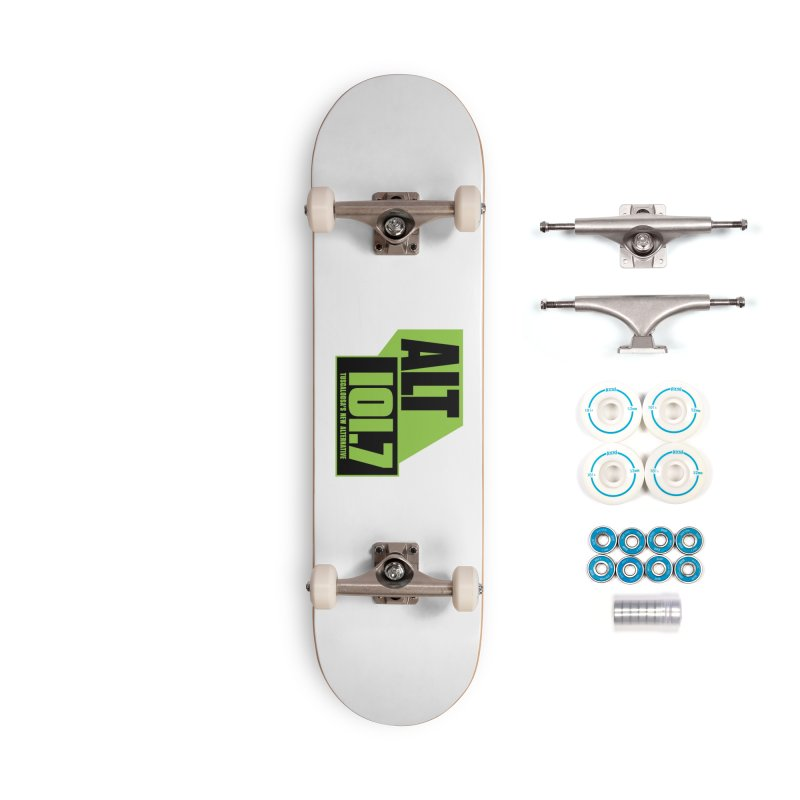 Alt 101 Accessories Skateboard by Townsquare Tuscaloosa's Shop
