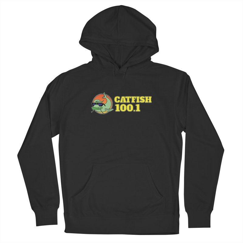 Catfish 100.1 Women's Pullover Hoody by Townsquare Tuscaloosa's Shop
