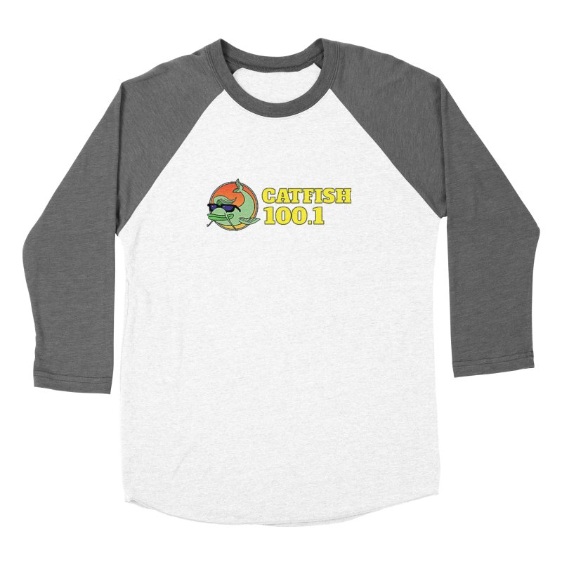 Catfish 100.1 Women's Longsleeve T-Shirt by Townsquare Tuscaloosa's Shop