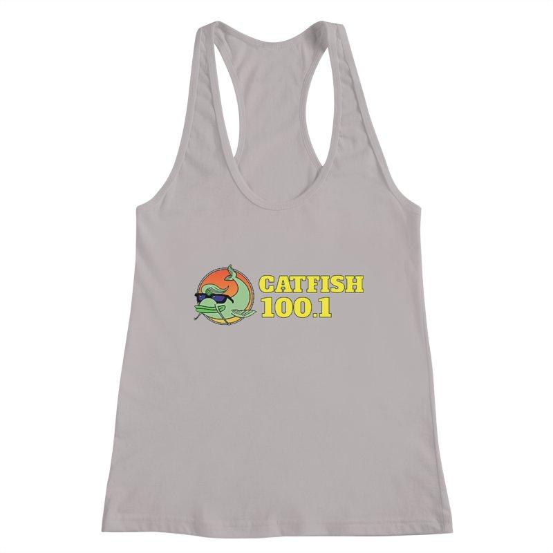 Catfish 100.1 Women's Tank by Townsquare Tuscaloosa's Shop
