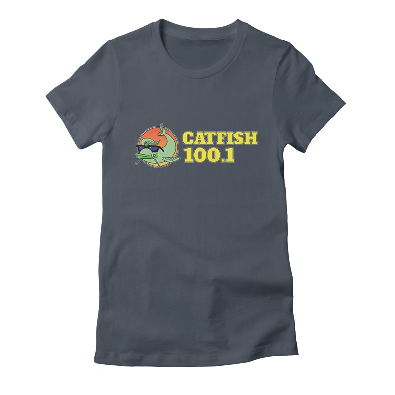 Catfish 100.1 Women's T-Shirt by Townsquare Tuscaloosa's Shop