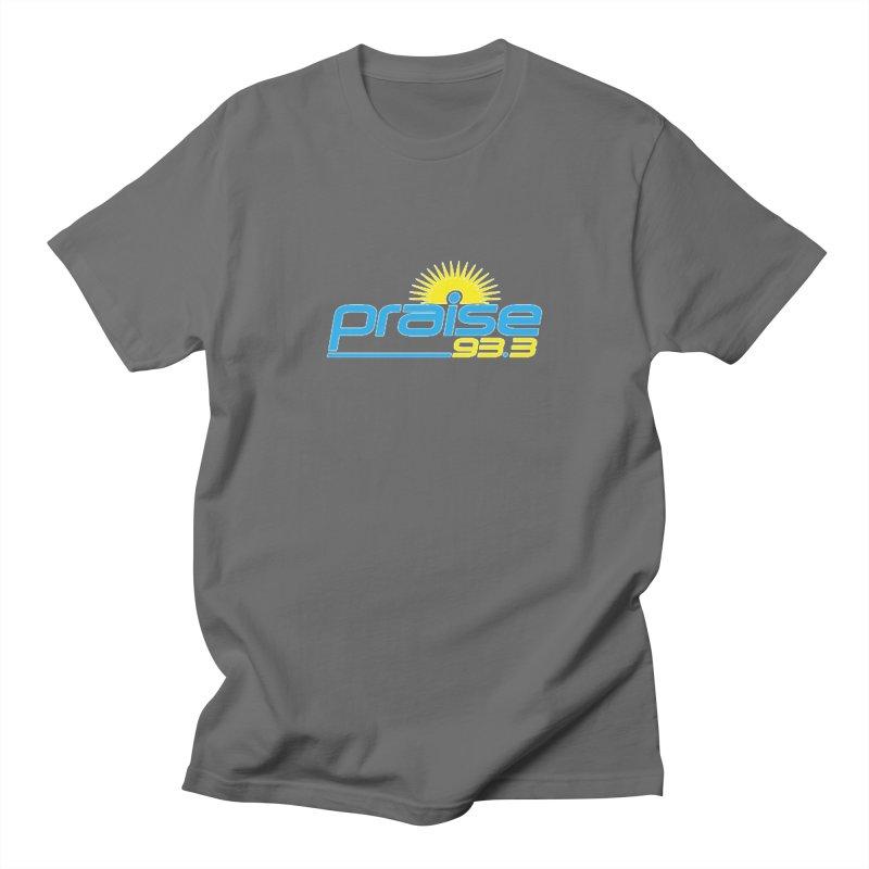 Praise 93.3 Men's T-Shirt by Townsquare Tuscaloosa's Shop
