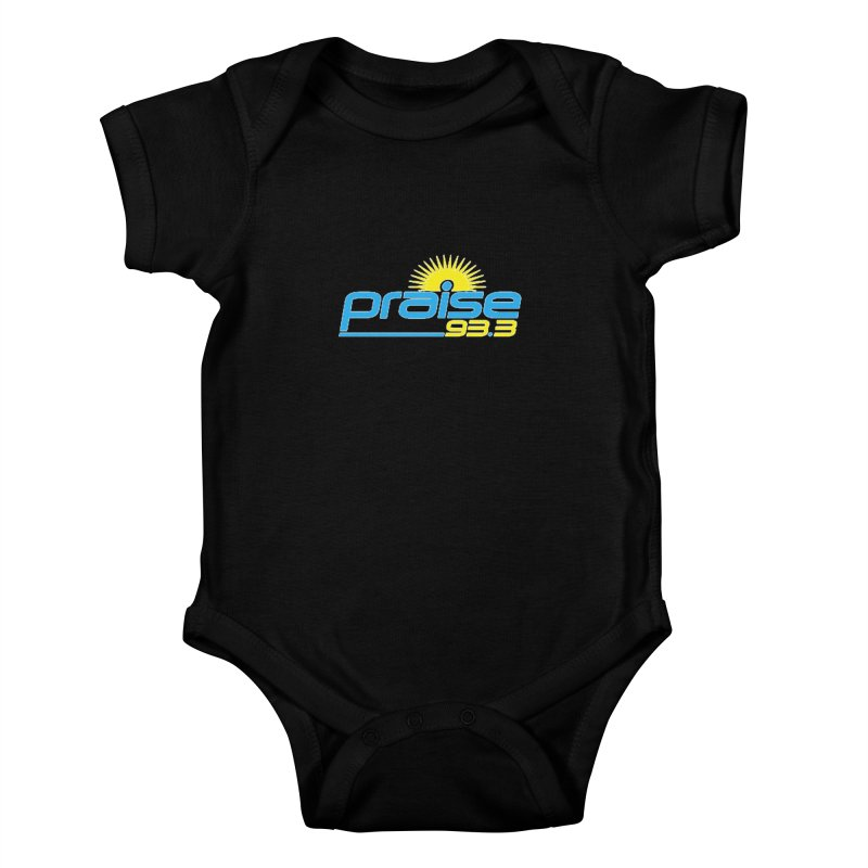 Praise 93.3 Kids Baby Bodysuit by Townsquare Tuscaloosa's Shop
