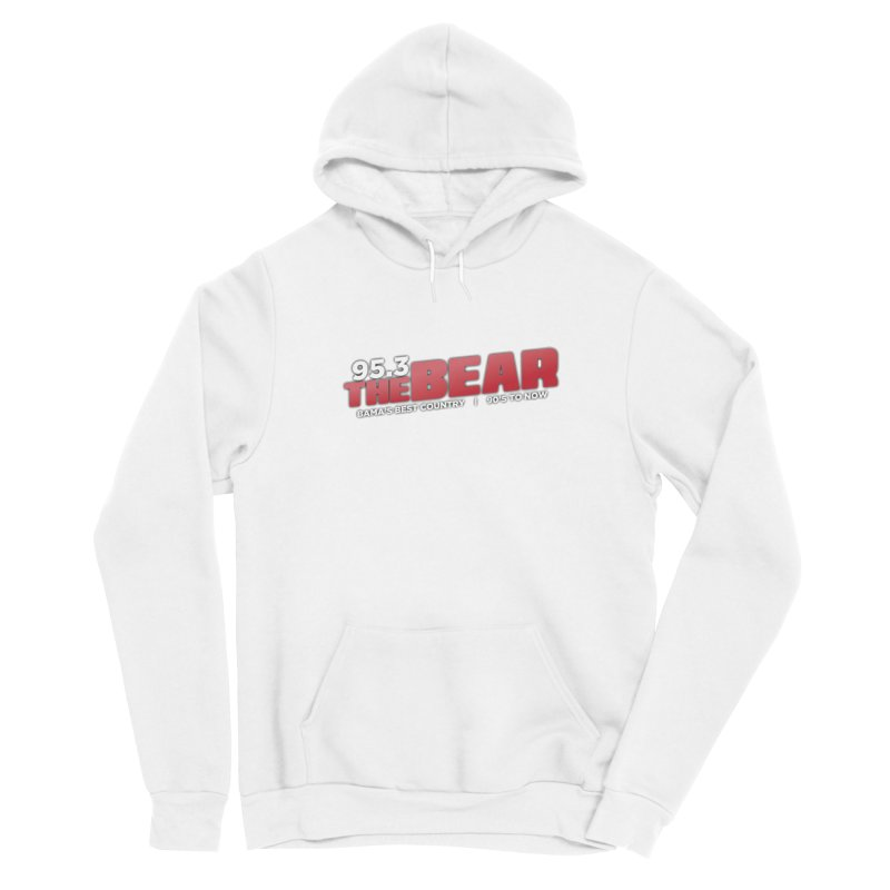 95.3 The Bear Men's Pullover Hoody by Townsquare Tuscaloosa's Shop