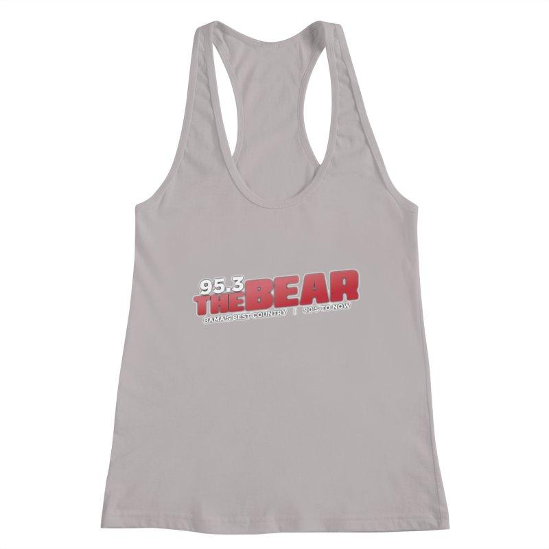 95.3 The Bear Women's Tank by Townsquare Tuscaloosa's Shop