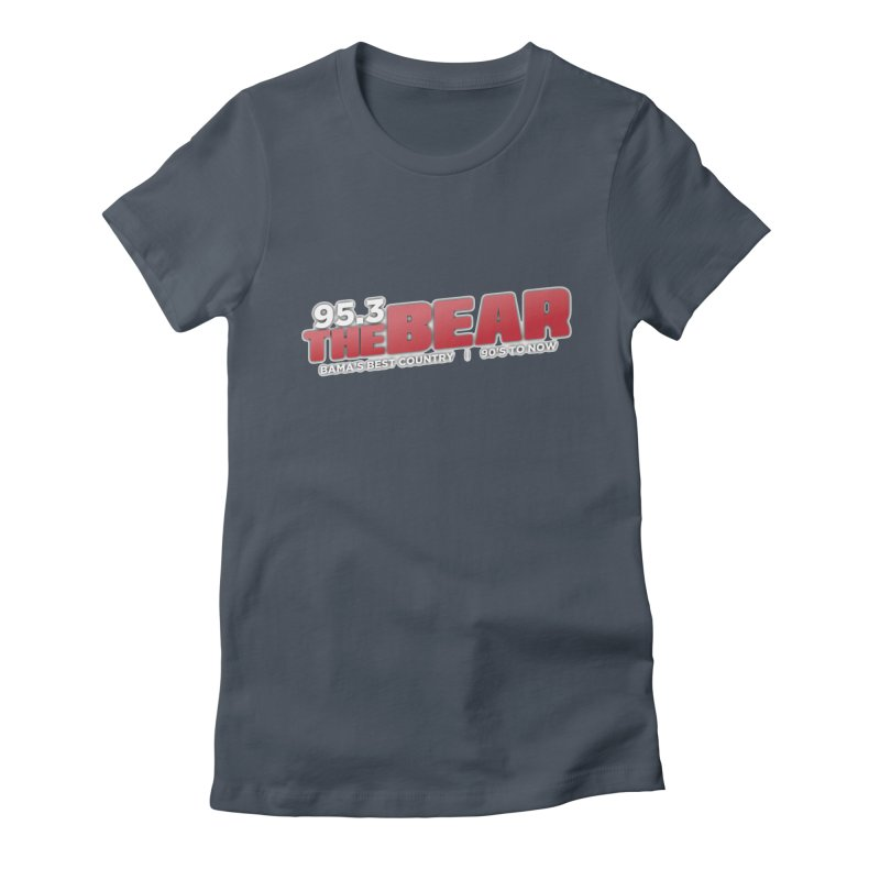 95.3 The Bear Women's T-Shirt by Townsquare Tuscaloosa's Shop