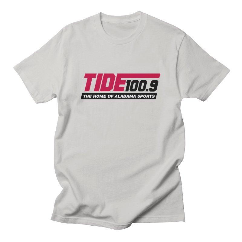 Tide 100.9 Men's T-Shirt by Townsquare Tuscaloosa's Shop