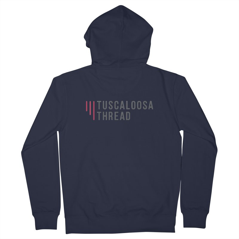 Tuscaloosa Thread Women's Zip-Up Hoody by Townsquare Tuscaloosa's Shop