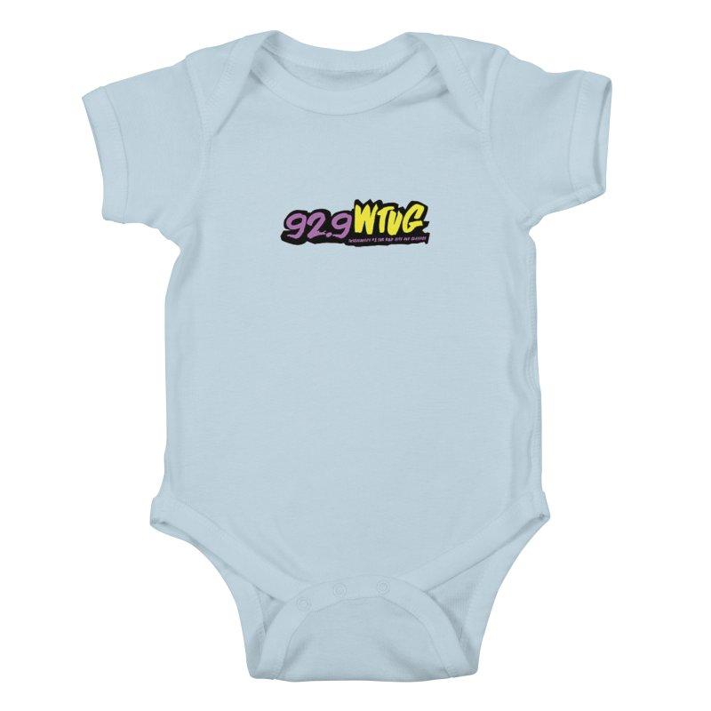 92.9 WTUG Kids Baby Bodysuit by Townsquare Tuscaloosa's Shop