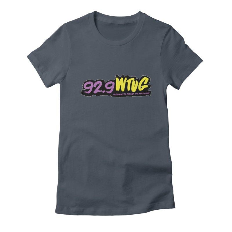 92.9 WTUG Women's T-Shirt by Townsquare Tuscaloosa's Shop
