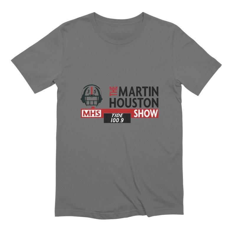 The Martin Houston Show Men's T-Shirt by Townsquare Tuscaloosa's Shop