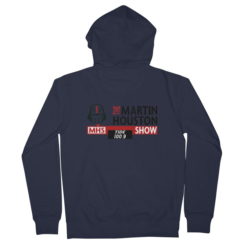 The Martin Houston Show Men's Zip-Up Hoody by Townsquare Tuscaloosa's Shop