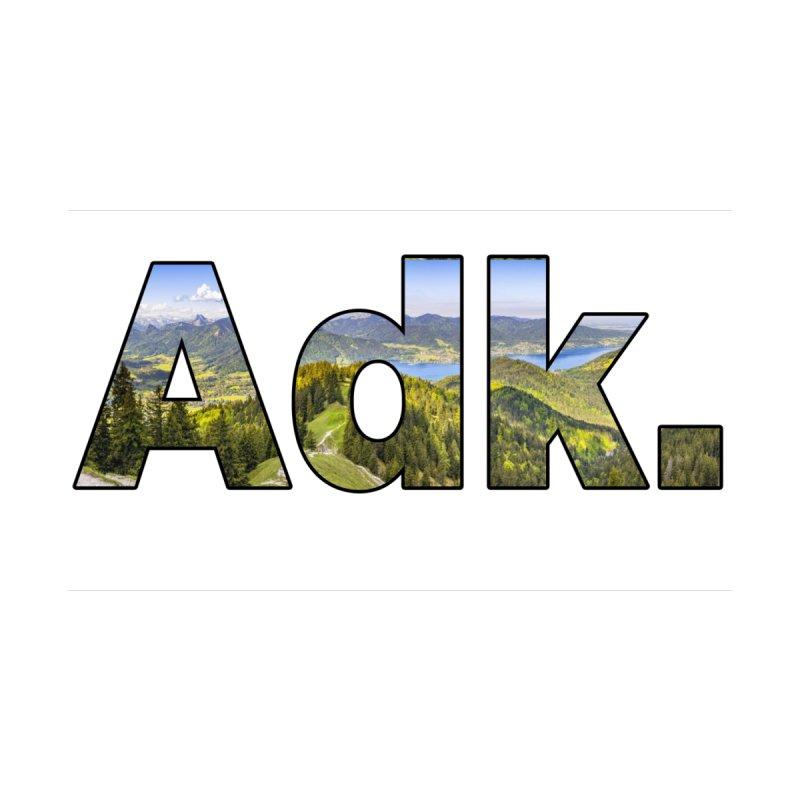 ADK Men's Longsleeve T-Shirt by Townsquare Utica's Artist Shop