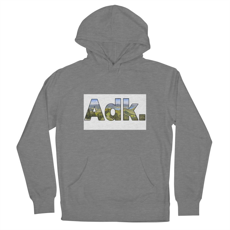 ADK Women's Pullover Hoody by Townsquare Utica's Artist Shop
