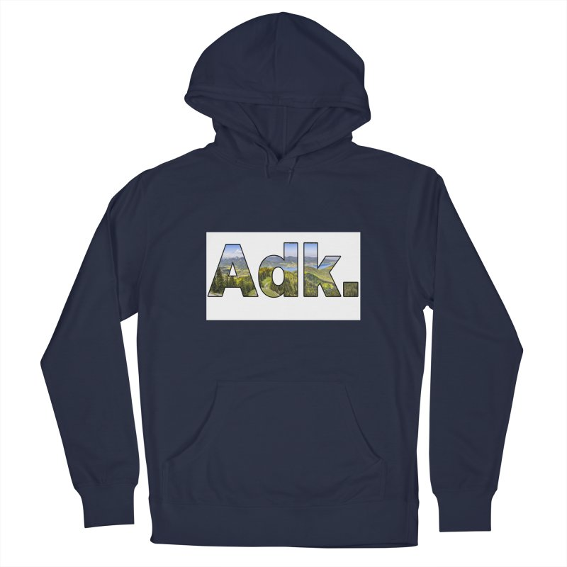 ADK Men's Pullover Hoody by Townsquare Utica's Artist Shop