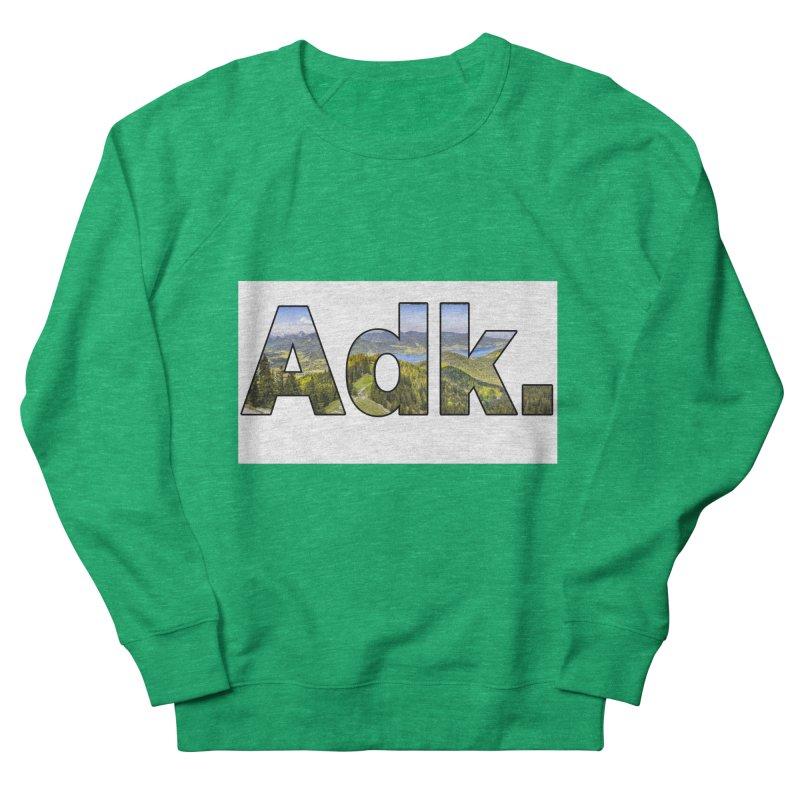 ADK Women's Sweatshirt by Townsquare Utica's Artist Shop