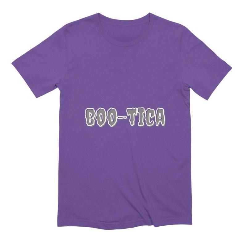 Boo - Tica 2 Men's T-Shirt by Townsquare Utica's Artist Shop