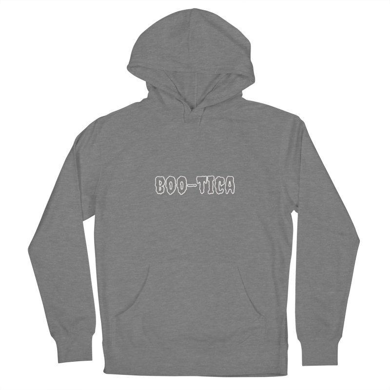 Boo - Tica 2 Women's Pullover Hoody by Townsquare Utica's Artist Shop