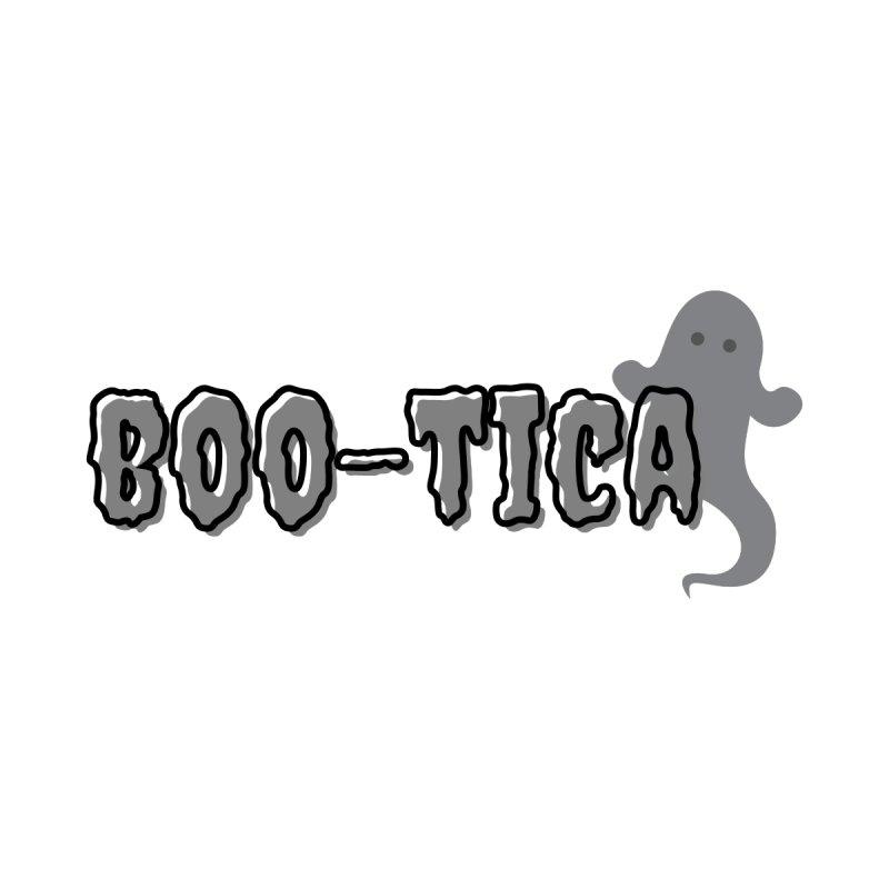 Boo-Tica Women's V-Neck by Townsquare Utica's Artist Shop