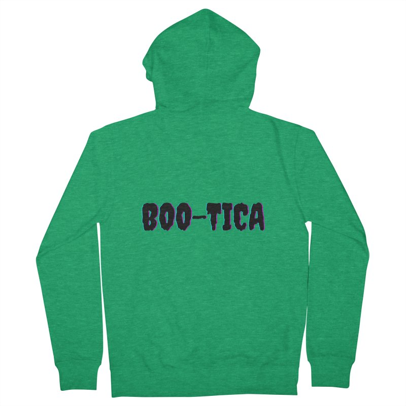 Boo-Tica 2 Men's Zip-Up Hoody by Townsquare Utica's Artist Shop
