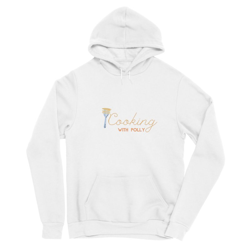 Cooking With Polly Fork Men's Pullover Hoody by Townsquare Utica's Artist Shop