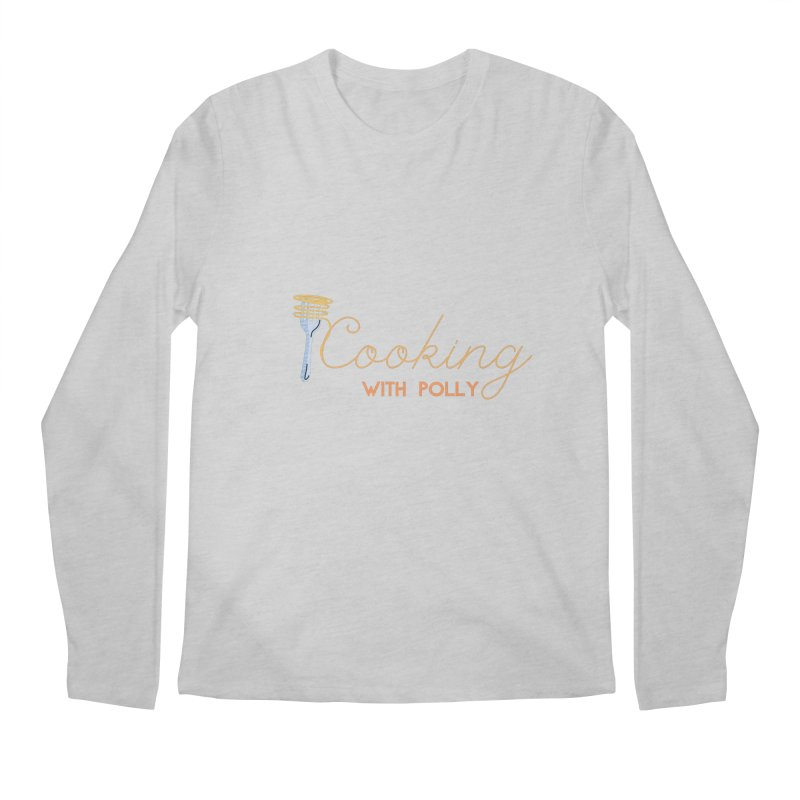 Cooking With Polly Fork Men's Longsleeve T-Shirt by Townsquare Utica's Artist Shop