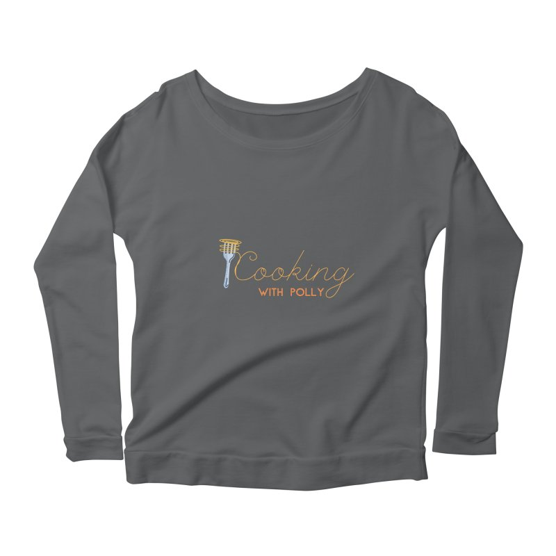 Cooking With Polly Fork Women's Longsleeve T-Shirt by Townsquare Utica's Artist Shop