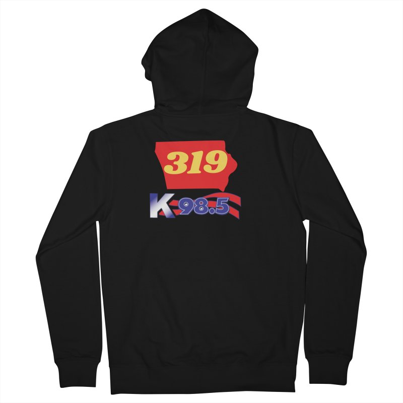 K98.5 In This Together Men's Zip-Up Hoody by Townsquare Waterloo's Artist Shop