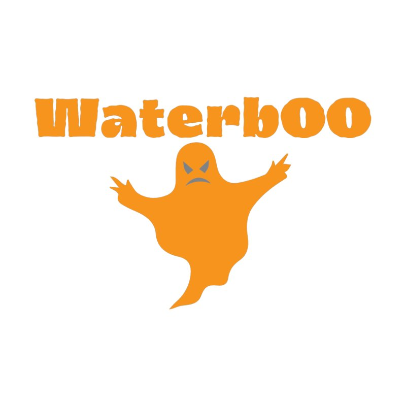 WaterBOO Men's T-Shirt by Townsquare Waterloo's Artist Shop