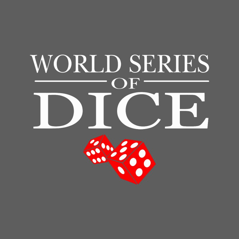 World Series Of Dice Men's T-Shirt by Toxic Onion