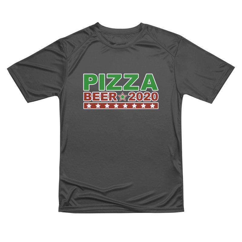 Pizza Beer 2020 Men's Performance T-Shirt by Toxic Onion