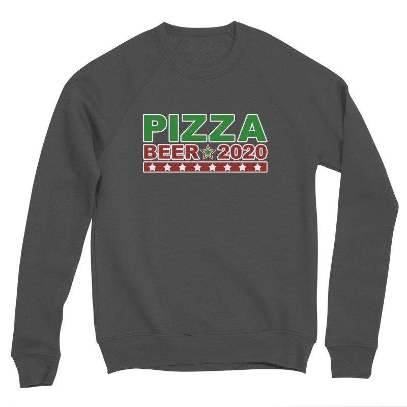 Pizza Beer 2020 Women's Sponge Fleece Sweatshirt by Toxic Onion
