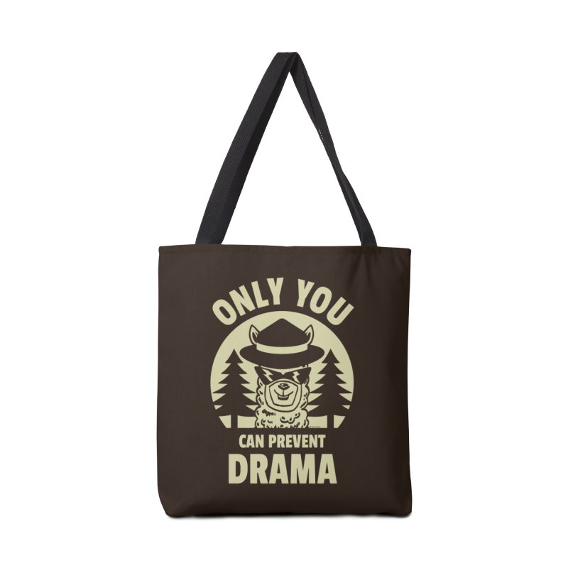 Only You Can Prevent Drama Accessories Tote Bag Bag by Toxic Onion