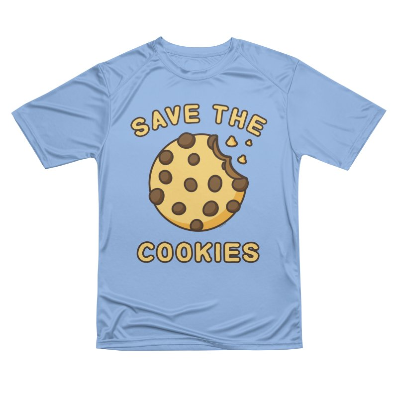 Save The Cookies Women's Performance Unisex T-Shirt by Toxic Onion