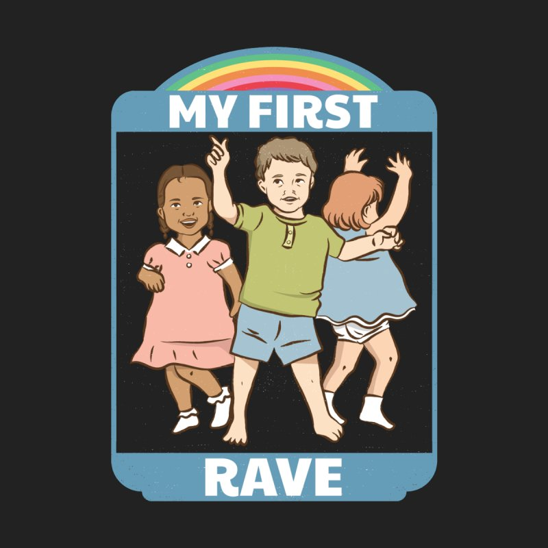 My First Rave Men's T-Shirt by Toxic Onion
