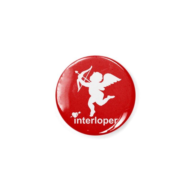 Interloper Accessories Button by Toxic Onion