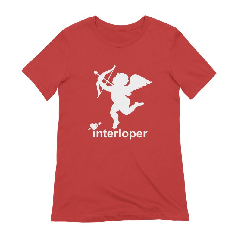 Interloper Women's Extra Soft T-Shirt by Toxic Onion
