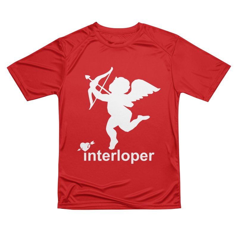 Interloper Women's Performance Unisex T-Shirt by Toxic Onion