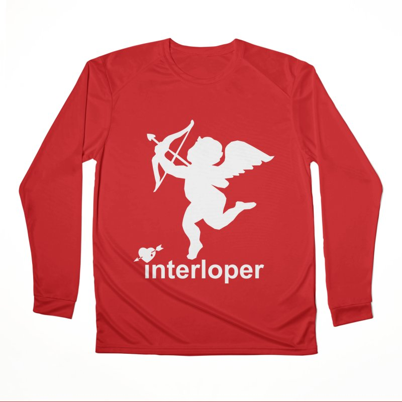 Interloper Men's Performance Longsleeve T-Shirt by Toxic Onion