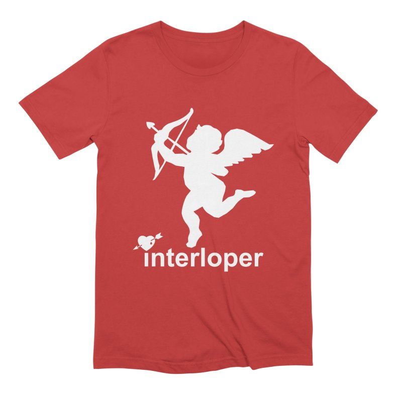 Interloper Men's T-Shirt by Toxic Onion - A Popular Ventures Company