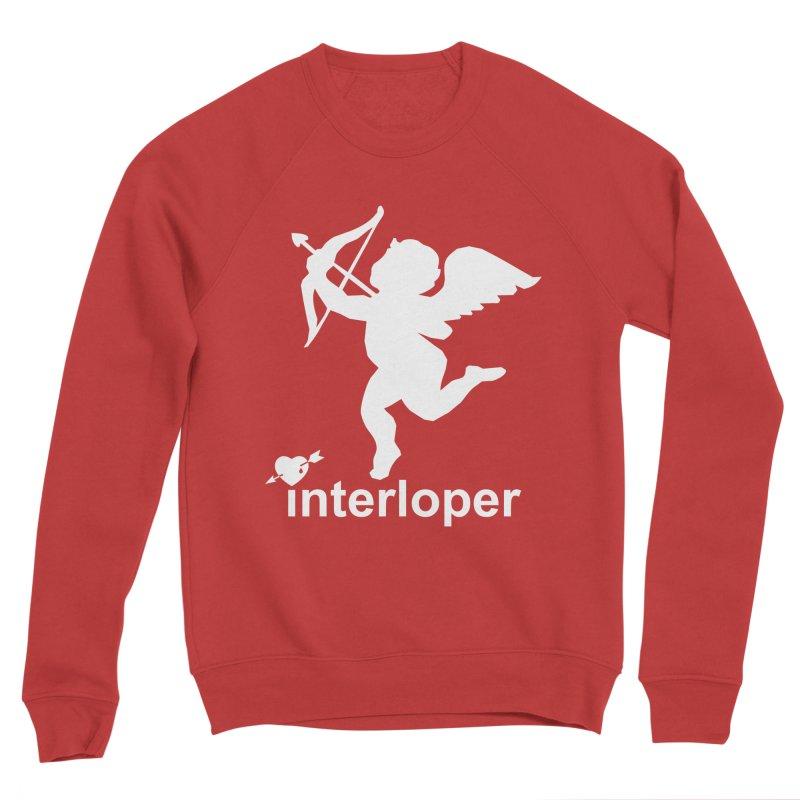 Interloper Men's Sponge Fleece Sweatshirt by Toxic Onion