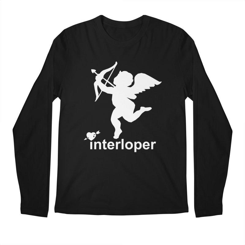Interloper Men's Regular Longsleeve T-Shirt by Toxic Onion