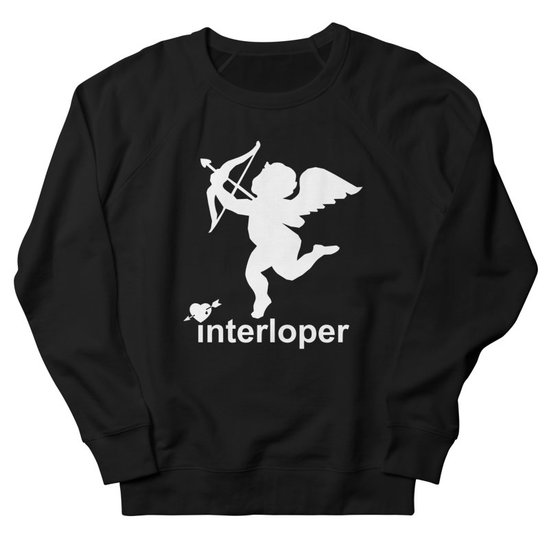 Interloper Men's French Terry Sweatshirt by Toxic Onion