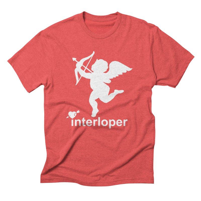 Interloper Men's Triblend T-Shirt by Toxic Onion