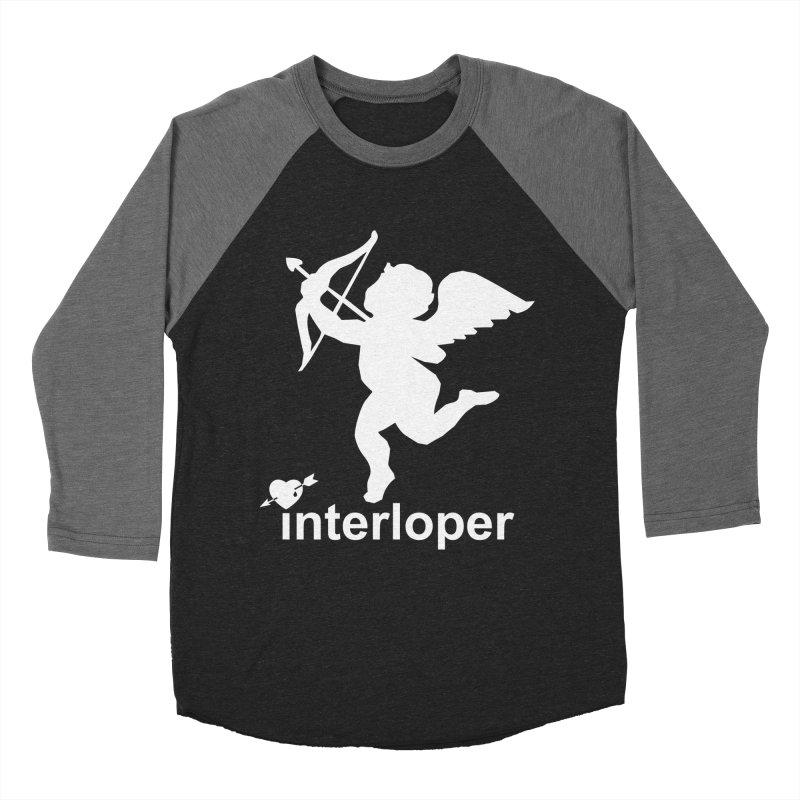 Interloper Women's Baseball Triblend Longsleeve T-Shirt by Toxic Onion