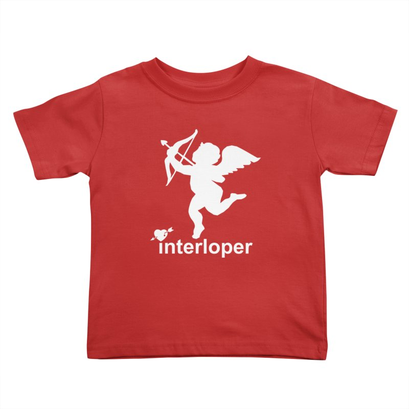 Interloper Kids Toddler T-Shirt by Toxic Onion