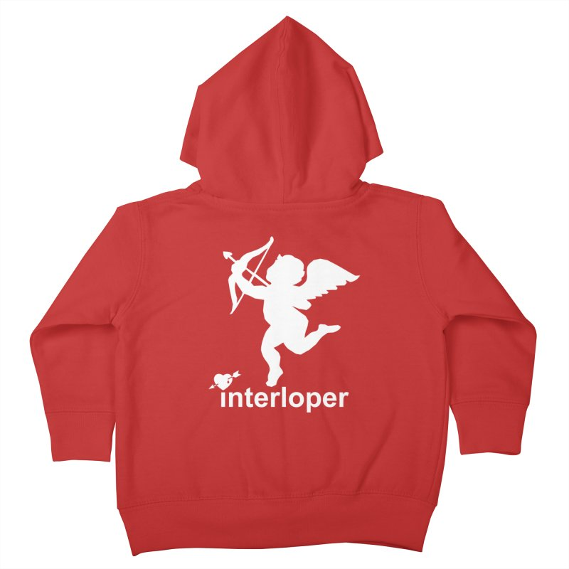 Interloper Kids Toddler Zip-Up Hoody by Toxic Onion