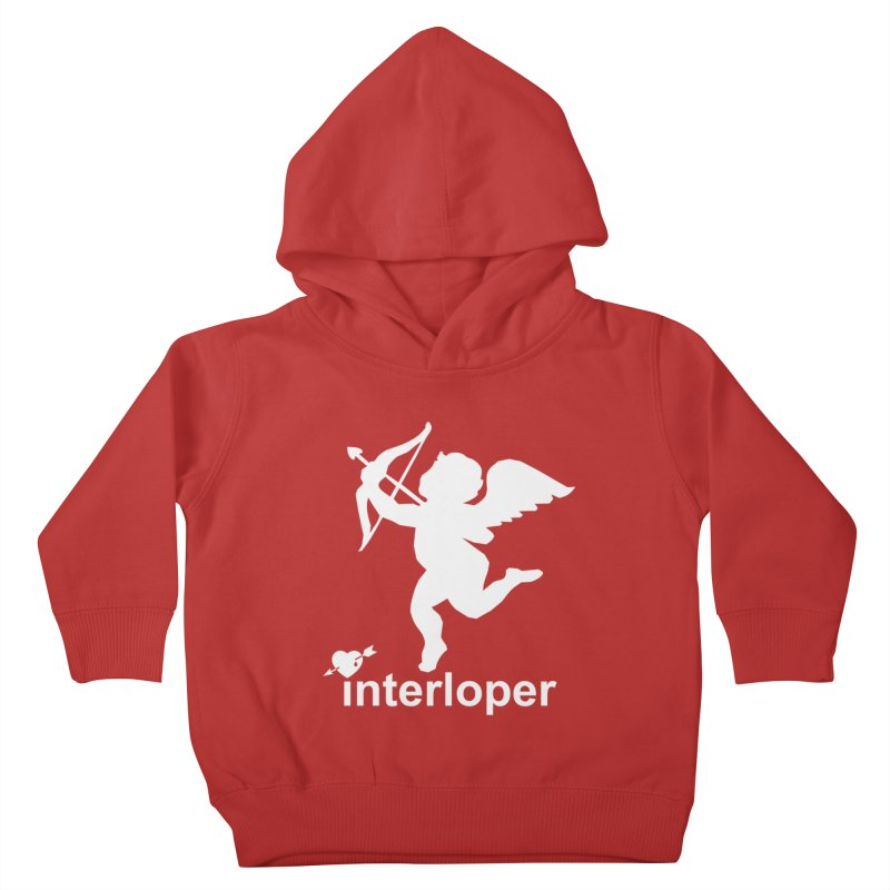 Interloper Kids Toddler Pullover Hoody by Toxic Onion