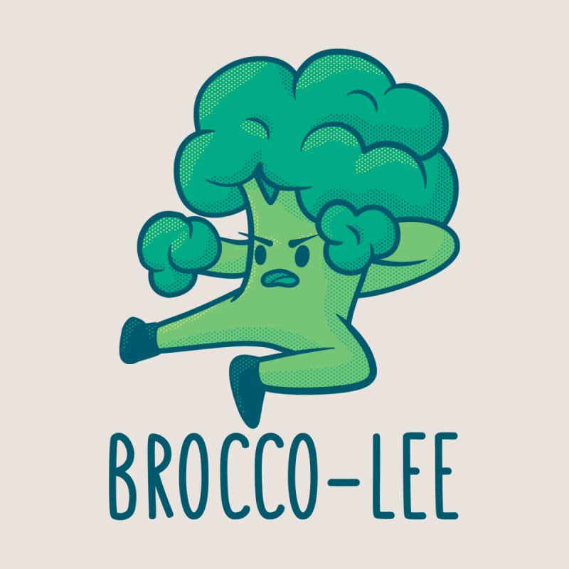 Brocco-Lee Men's T-Shirt by Toxic Onion
